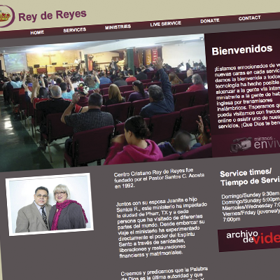 Centro Cristiano Rey de Reyes