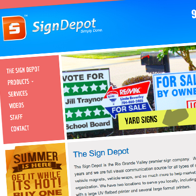 The Sign Depot