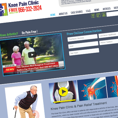 Knee Pain Doctor