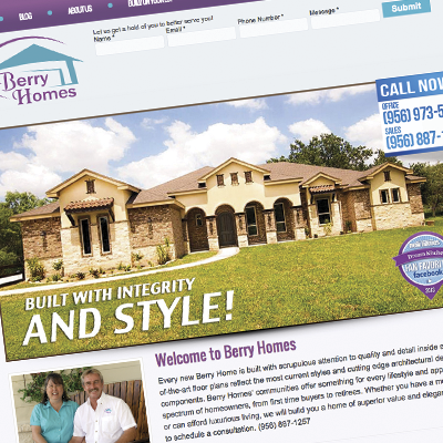 Berry Homes RGV