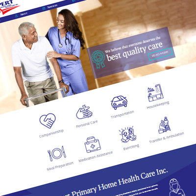 Expert Primary Home Health Care