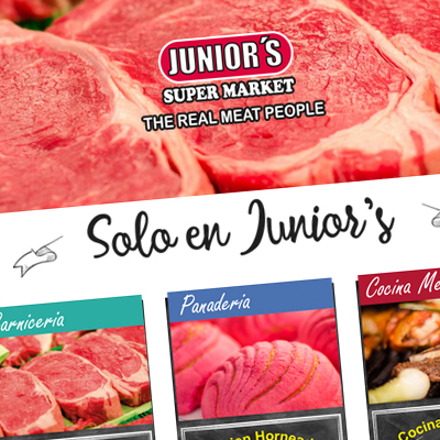 Junior's Super Market