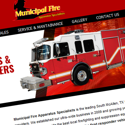 Municipal Fire Apparatus Specialists