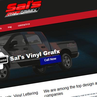 Sal's Vinyl Grafx