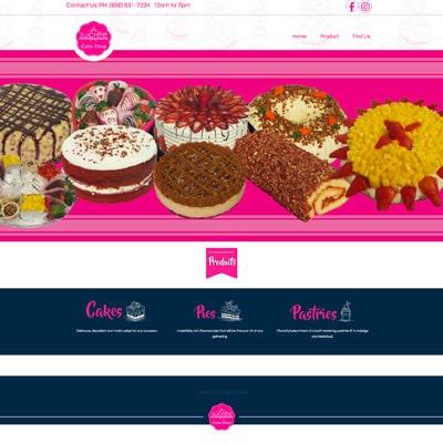 Sucrée Cake Shop